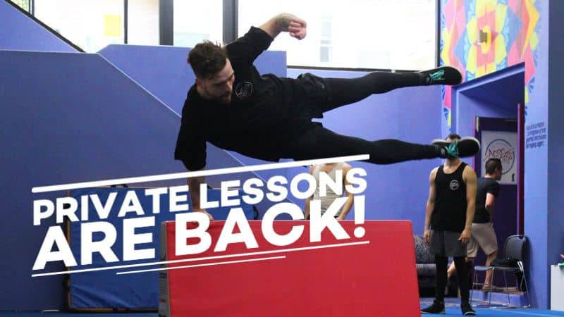 Adult Private Lessons Are Back!