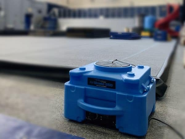 AcroSports Update on COVID Safety Improvements - March 2021