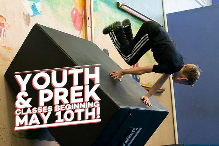 youth and prek classes are back - may 2021